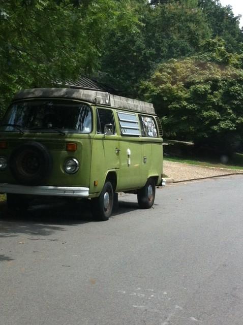 Hippiebusblog